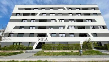 Appartement  3 chambres avec grande terrasse à louer à Luxembourg-Kirchberg