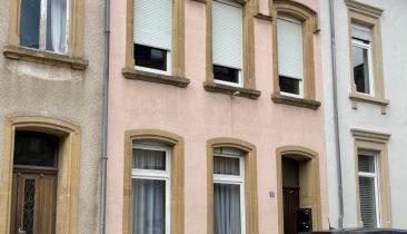 Maison à deux unités à vendre à Luxembourg-Limpertsberg