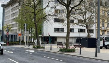 Bureaux à louer à Luxembourg Centre-Ville