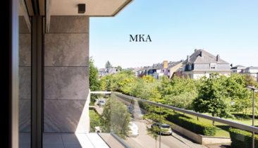 Appartement A3 à louer à Luxembourg-Belair