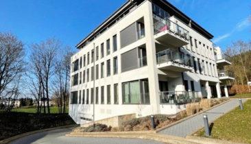 Appartement avec emplacement parking intérieur à vendre à Luxembourg-Beggen