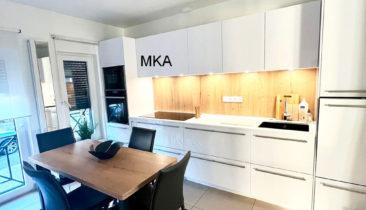 Appartement  (1er étage ) à louer à Luxembourg-Limpertsberg