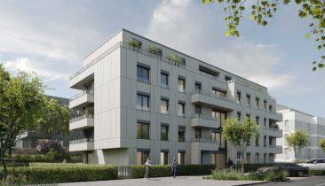 Appartement en état futur d'achèvement à vendre à Belair