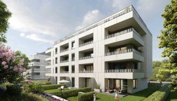 Appartement en état futur d'achèvement à vendre à Merl/Belair