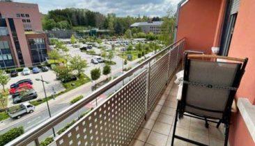 appartement avec garage fermé à vendre à Ettelbruck