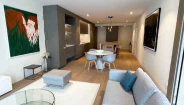 Appartement meublé à louer au Luxembourg-Centre Ville (Royal Hamilius)