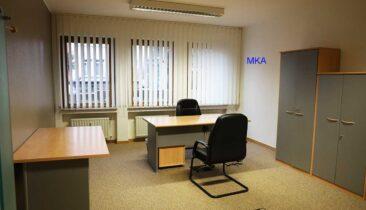 Bureaux à louer à Luxembourg-Limpertsberg (av. de la Faïencerie)
