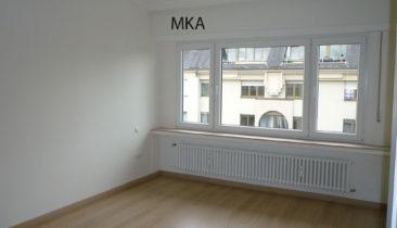 Appartement avec garage et emplacement extérieur à louer à Luxembourg-Limpertsberg